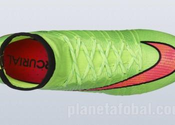 Nuevo colorway botines Mercurial Superfly IV | Foto Nike