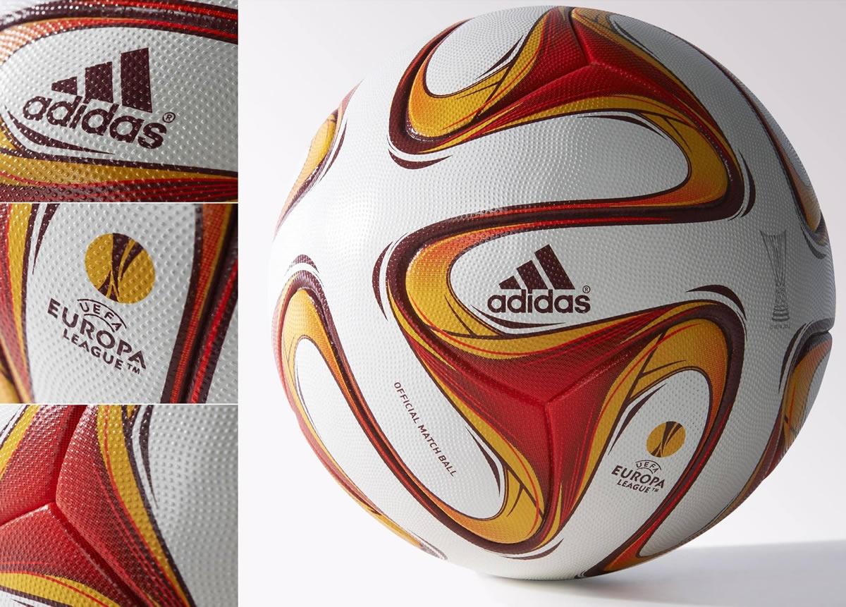 Balón oficial de la Europa League 2014/15 | Foto Adidas