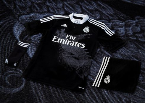 Nueva camiseta del Real Madrid   Foto Adidas