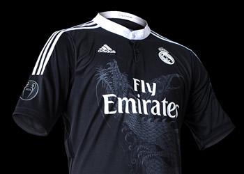 Nuevo modelo del Real Madrid para la Champions | Foto Adidas