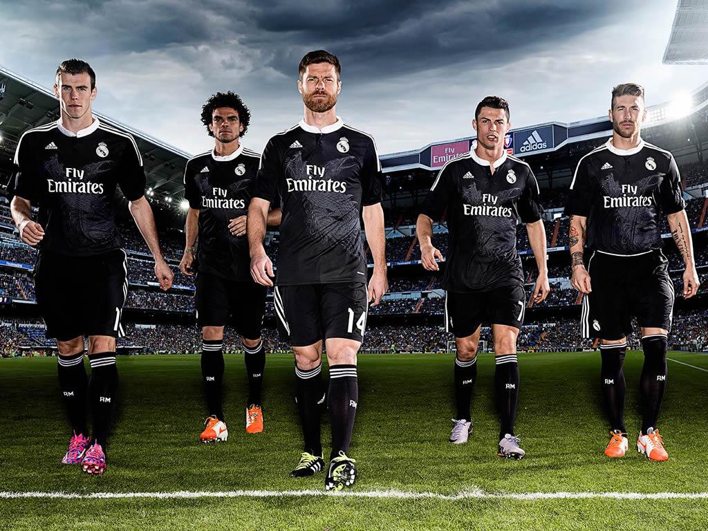 Nueva camiseta del Real Madrid | Foto Adidas
