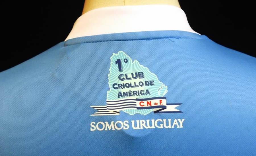 Nacional vestirá la camiseta celeste edición especial por cuarto año consecutivo   Foto Ovación
