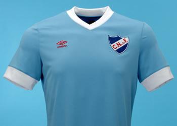 Nueva camiseta edición limitada de Nacional | Foto Umbro