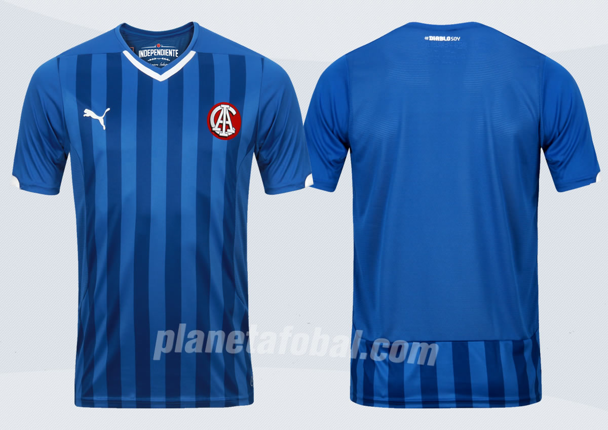 Camiseta suplente Puma de Independiente | Imágenes Tienda Oficial