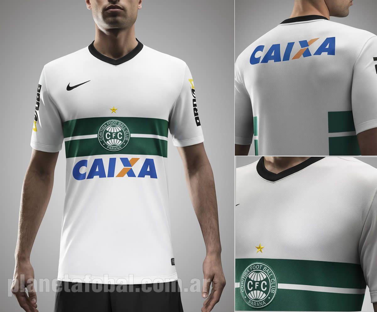 Camiseta titular del Coritiba | Foto Nike