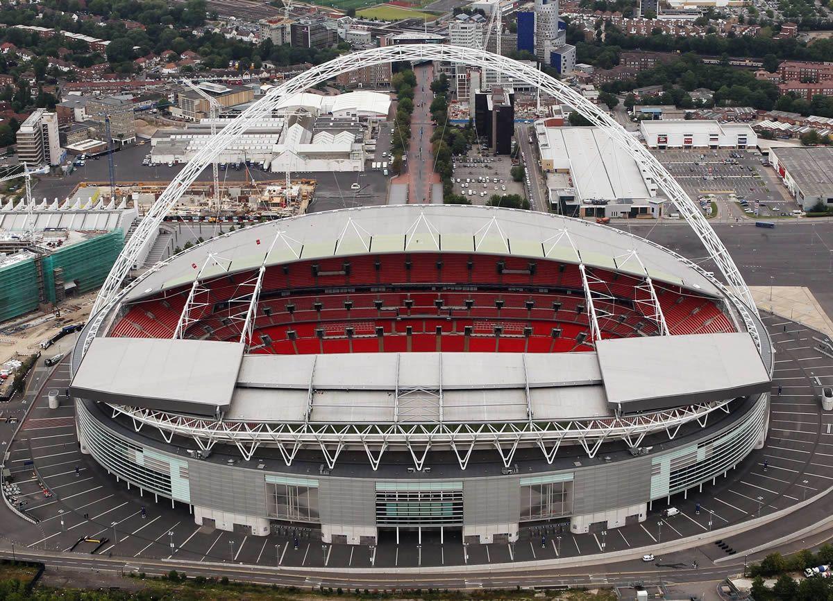 El estadio de Wembley acogerá la final | Foto Google