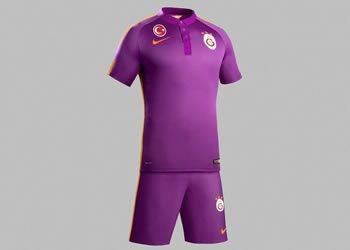 Tercera camiseta del Galatasaray | Foto Nike