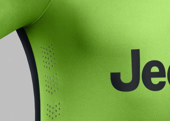 Tercera camiseta de la Juventus   Foto Nike