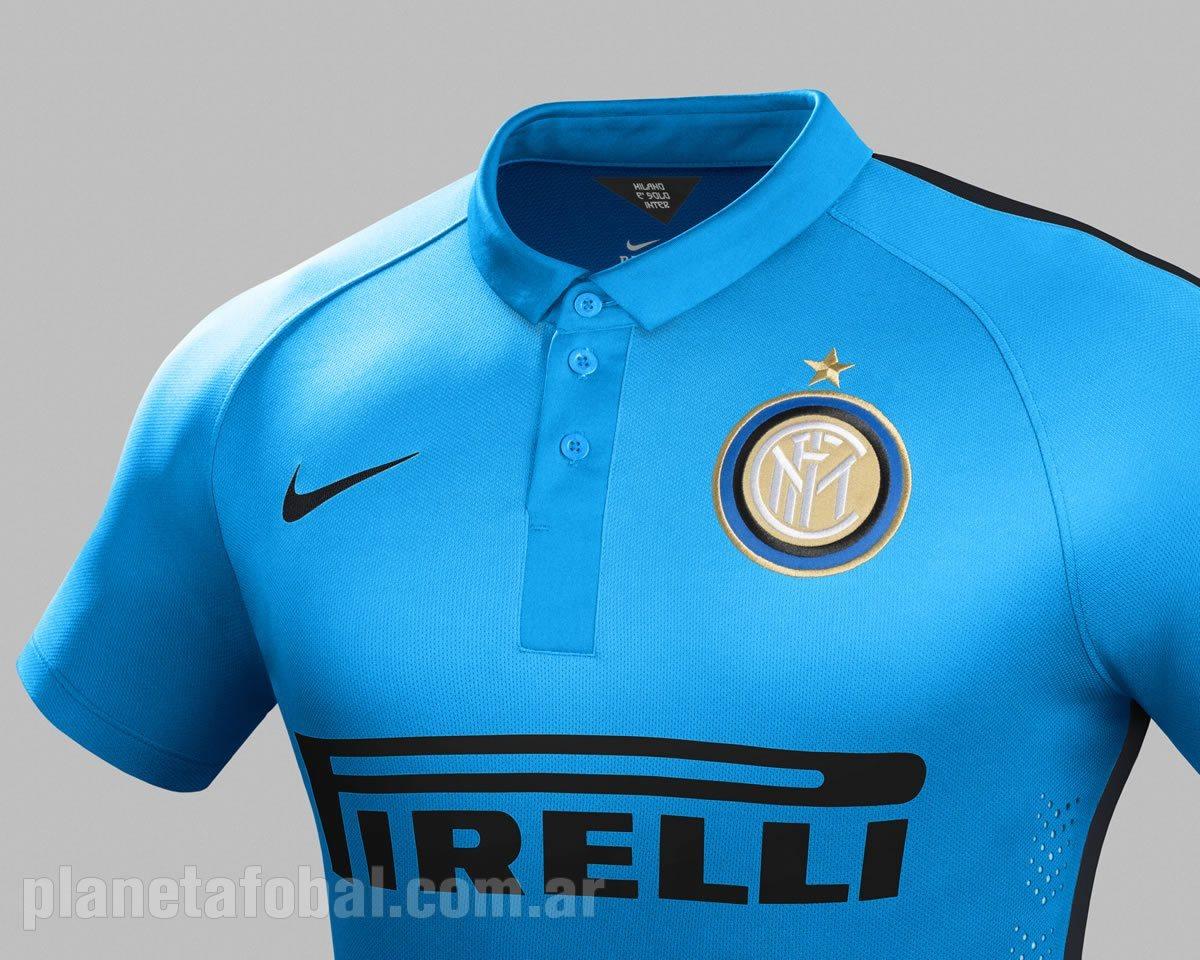 Tercera casaca del Inter de Italia | Foto Nike