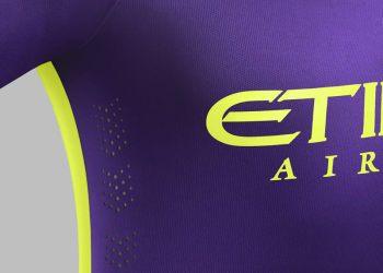 Camiseta del Manchester City para los partidos de copa | Foto Nike