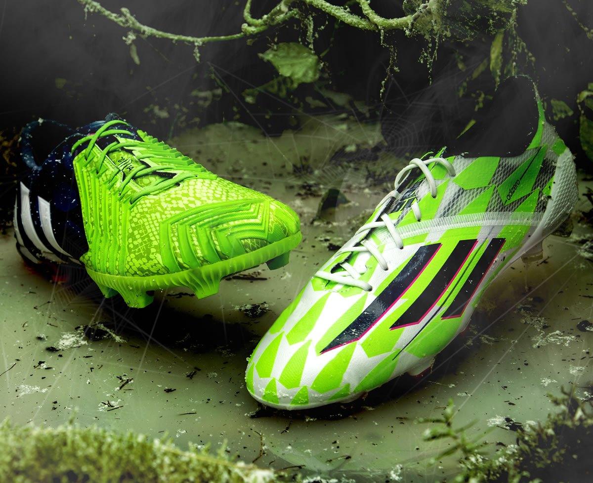 Versiones Supernatural del Predator y del f50 | Foto Adidas