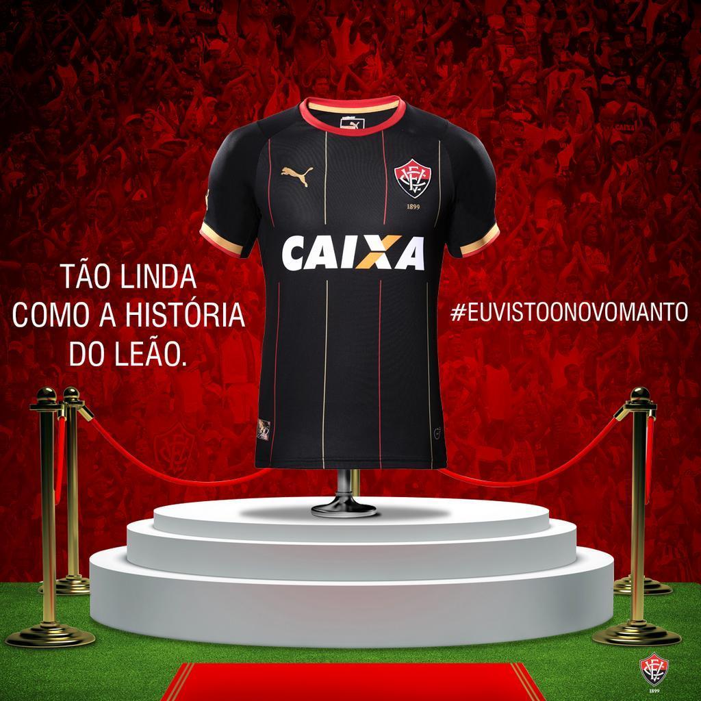 La tercera camiseta del Vitoria | Foto Web Oficial