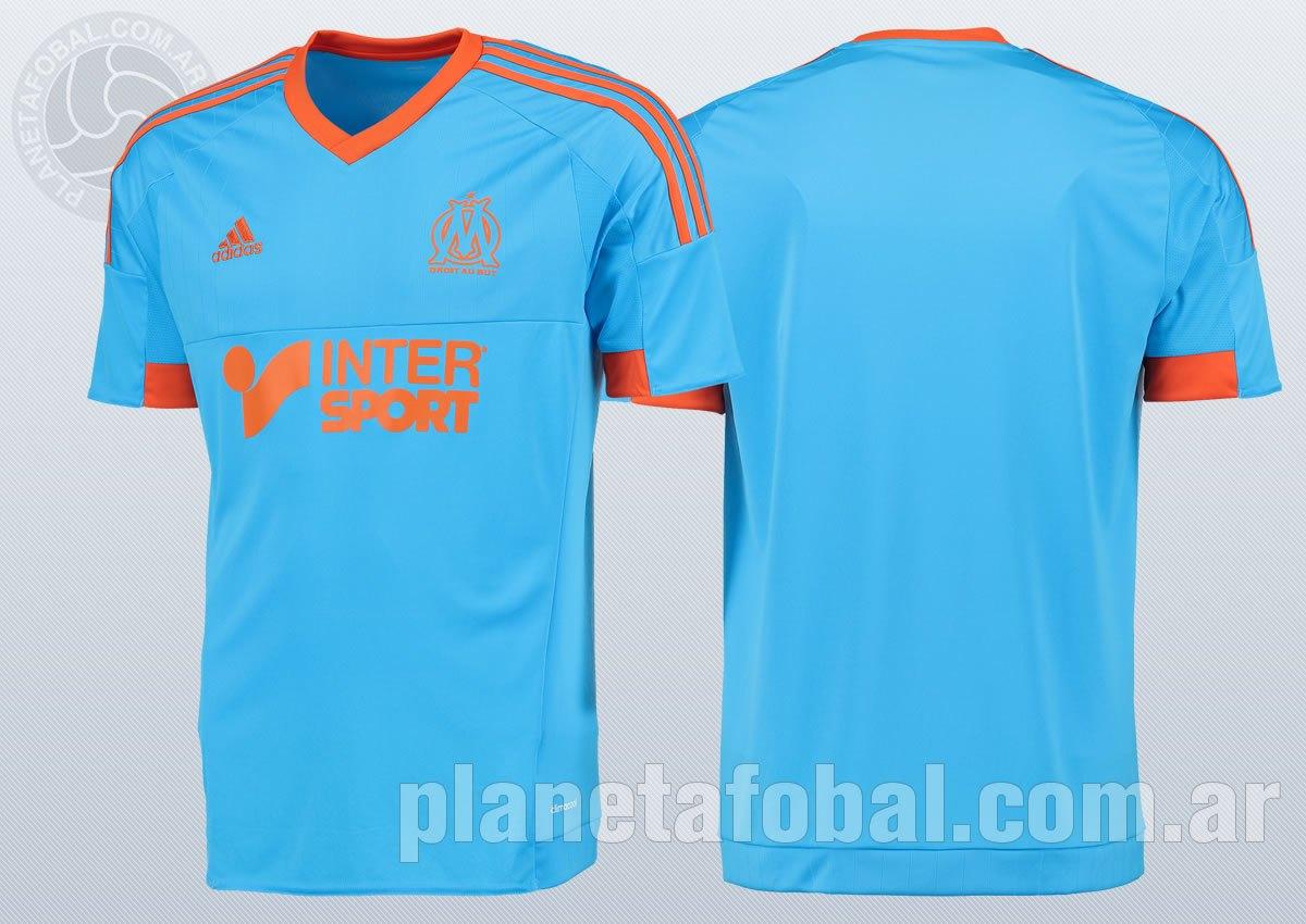 Así luce la cuarta camiseta del Marsella para 2014/2015 | Imagenes web oficial