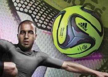 El nuevo balón para la Ligue 1 | Foto Web Oficial