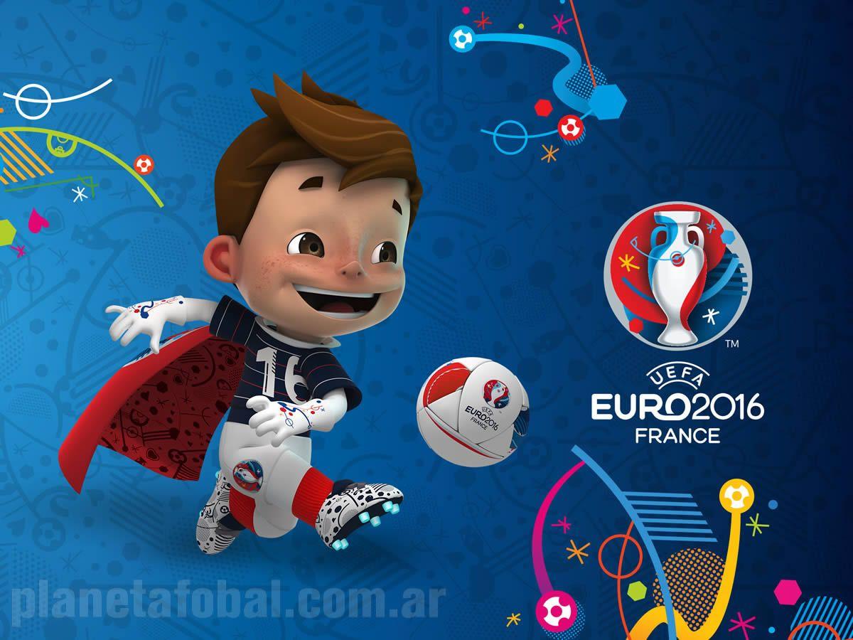 UEFA presentó la mascota oficial de la Euro 2016 | Foto web oficial