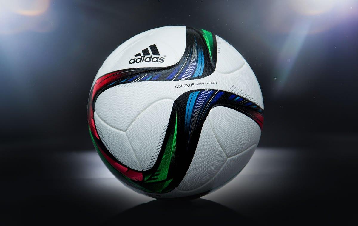 Nueva pelota conext15 para los torneos de 2015 | Foto Adidas