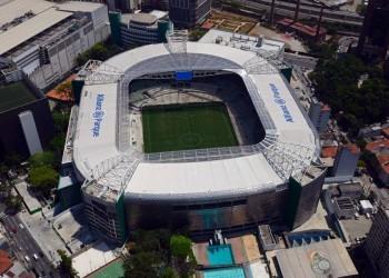 El nuevo estadio del Palmeiras | Foto Web Oficial