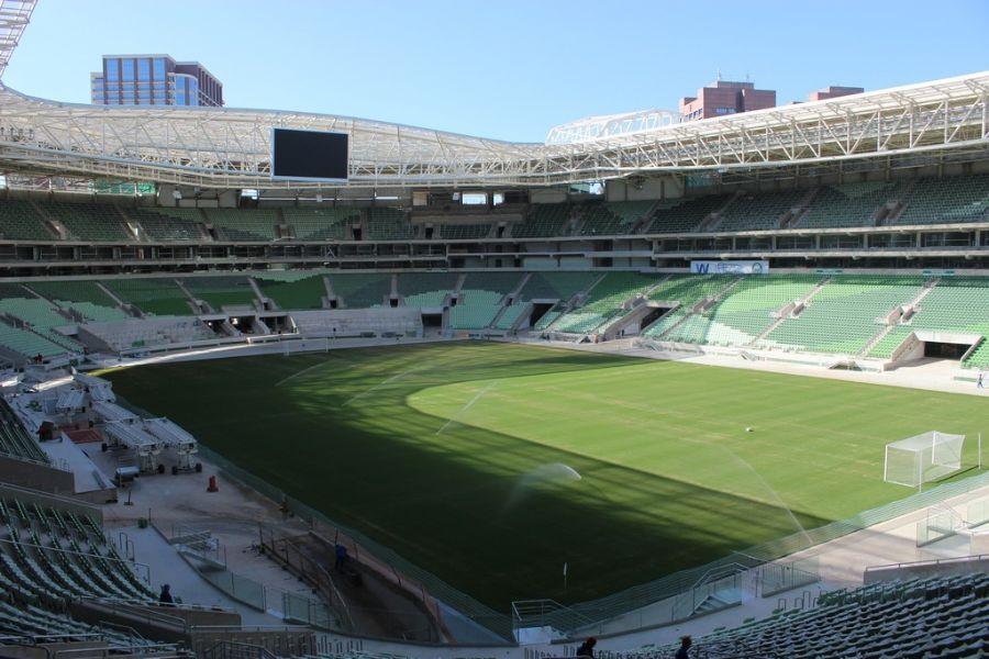 Palmeiras inaugura el estadio «Allianz Parque»