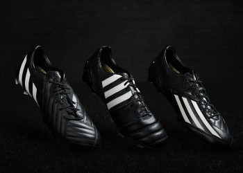 "Botines del ""Leather Pack"" 