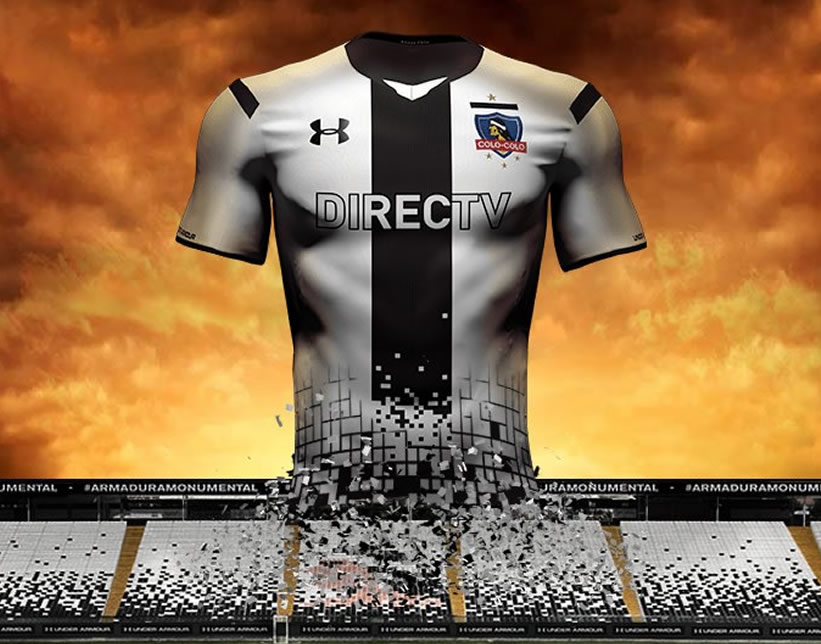 La nueva camiseta titular | Foto Under Armour