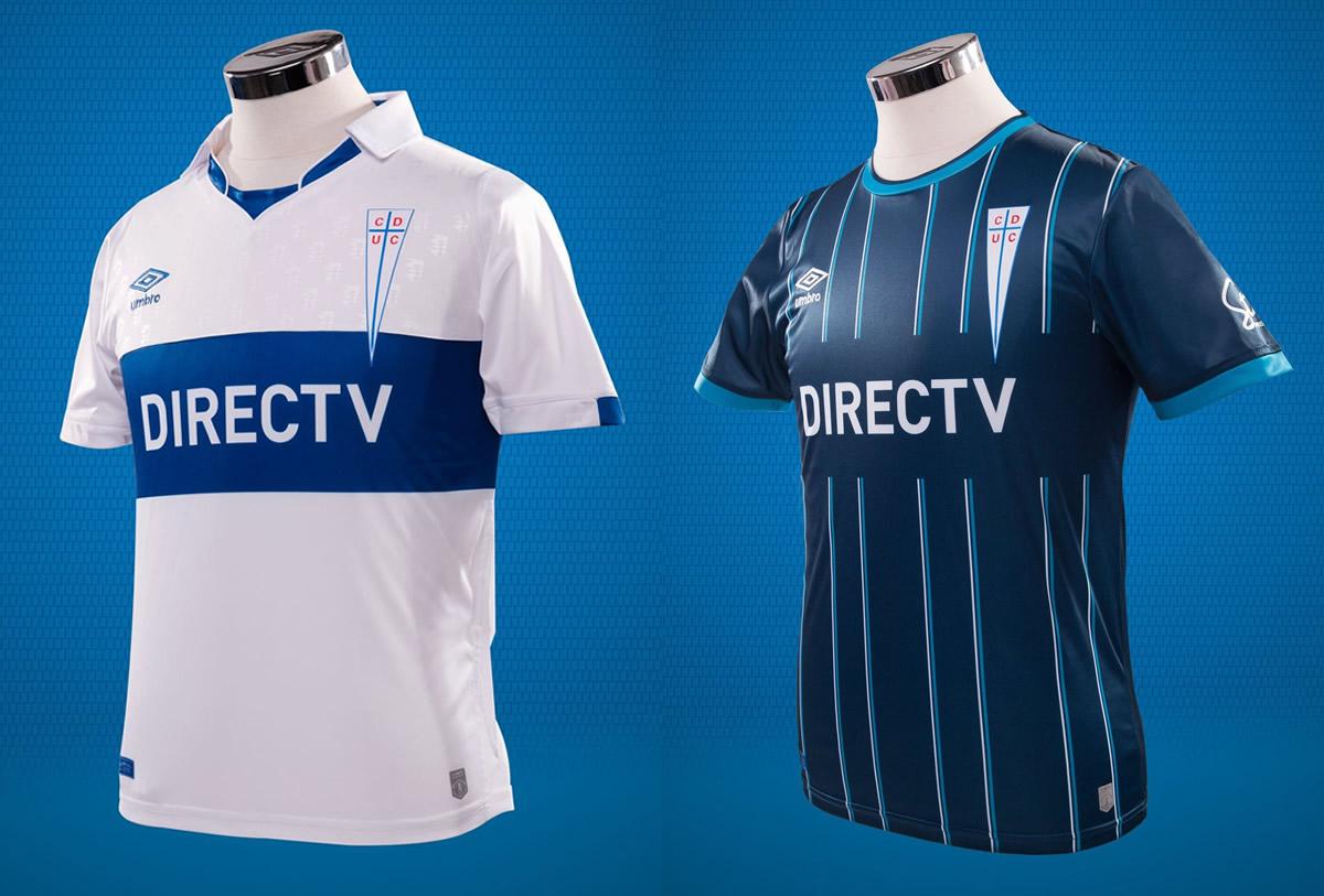 Nuevas camisetas Umbro de la Universidad Católica para 2015 | Foto Umbro