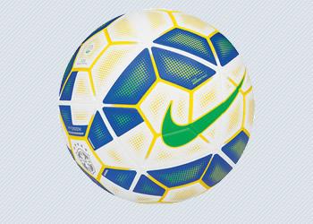 Nike Ordem 2 CBF, la pelota de la Copa de Brasil y el Brasileirao | Foto O Globo