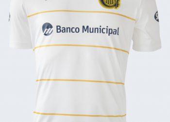 Camiseta suplente de Rosario Central | Foto Nike