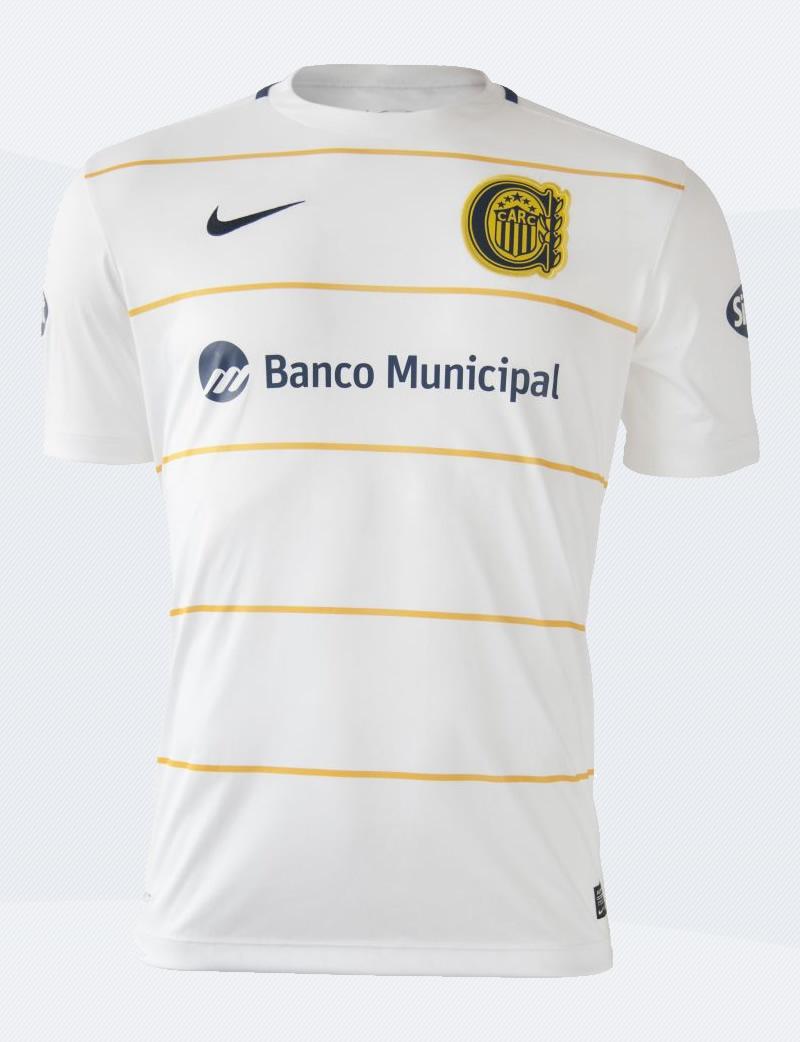 Sucio pasar por alto oración  Camisetas Nike de Rosario Central 2015