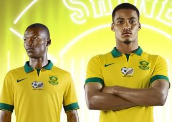 La casaca titular de Sudáfrica | Foto Nike