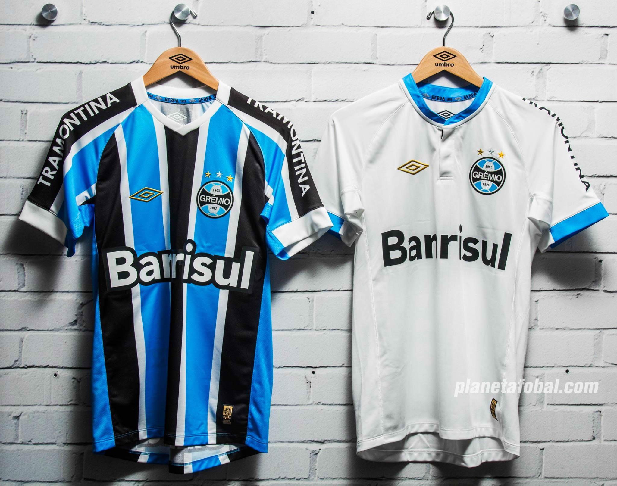 Nuevas camisetas del Gremio | Foto Umbro