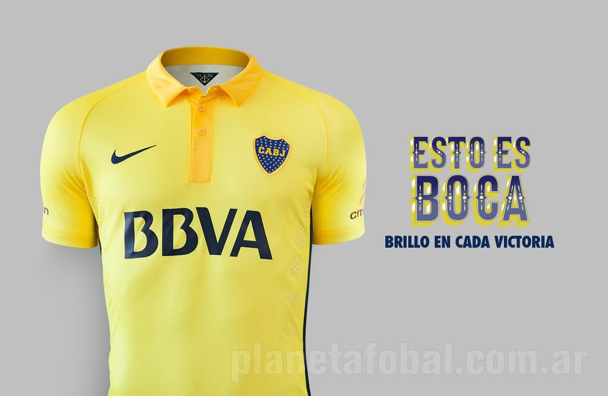 La nueva casaca de Boca | Foto Nike