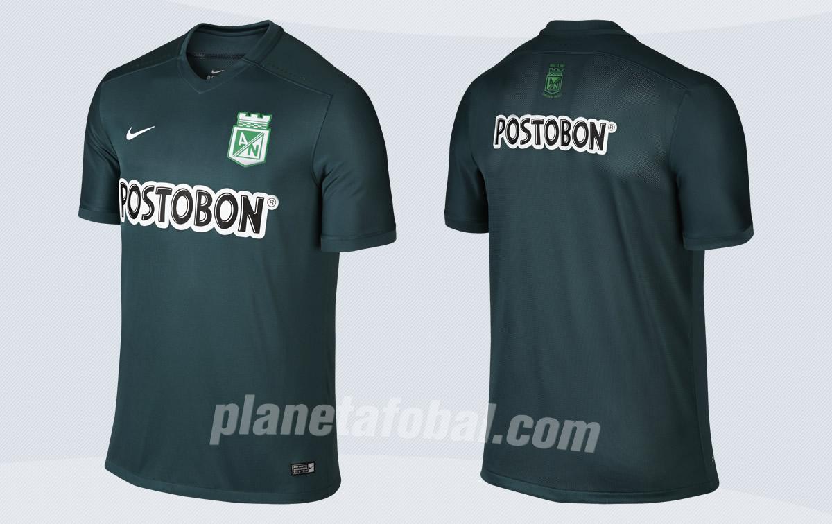 Camiseta suplente de Nacional | Imágenes Nike