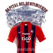 Camiseta titular de Cerro Porteño | Foto Nike