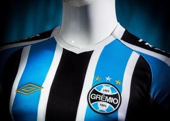 Camiseta titular del Gremio | Foto Umbro