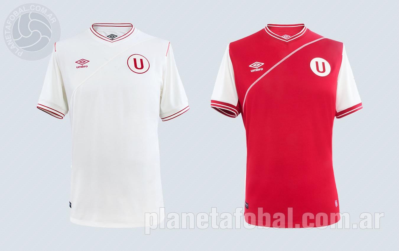 Camisetas Umbro de Universitario | Imágenes Facebook Oficial