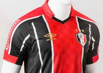Camiseta titular del Joinville | Foto Umbro