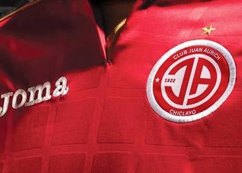 Camiseta titular de Juan Aurich | Imagen Joma Perú