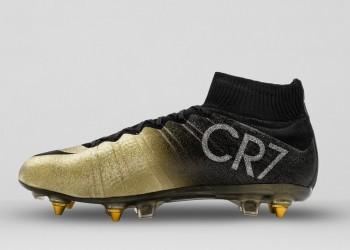 Los Mercurial CR7 Rare Gold | Foto Nike