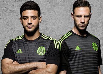Nueva camiseta titular de México | Foto Adidas México