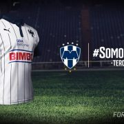 Asi luce la tercera camiseta de Monterrey para 2015   Foto Puma