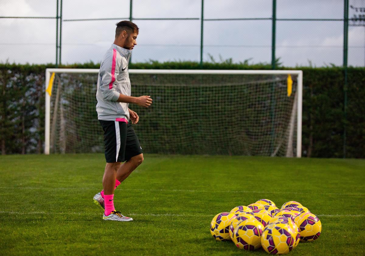 Nuevos Hypervenom de Neymar | Foto Nike