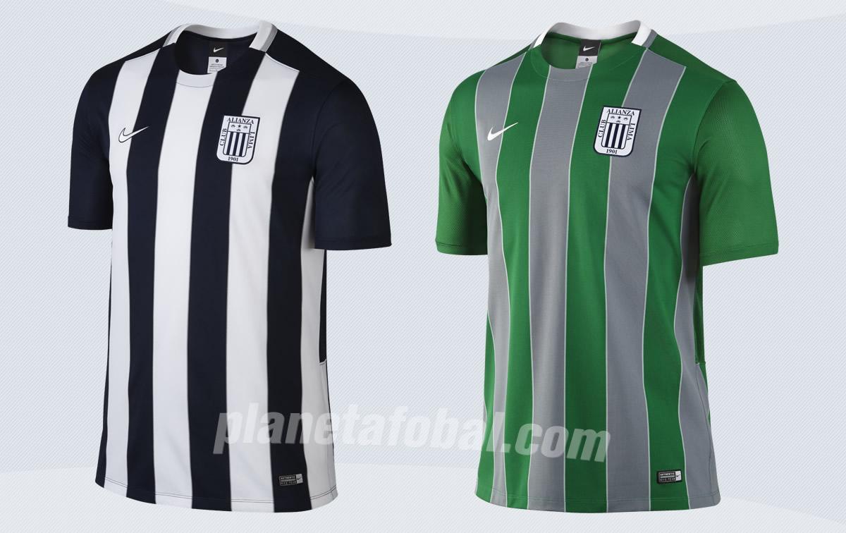 Camiseta titular y suplente de Alianza Lima | Imagenes Nike