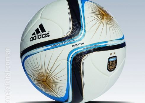 Nuevo balón Argentum | Imagen Adidas