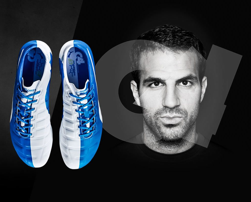 low priced f91b0 e8c77 Los evoPower de Fàbregas   Foto Puma