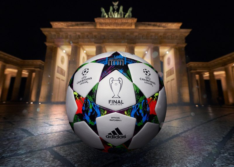 Balón de la final de la Champions League   Foto Adidas