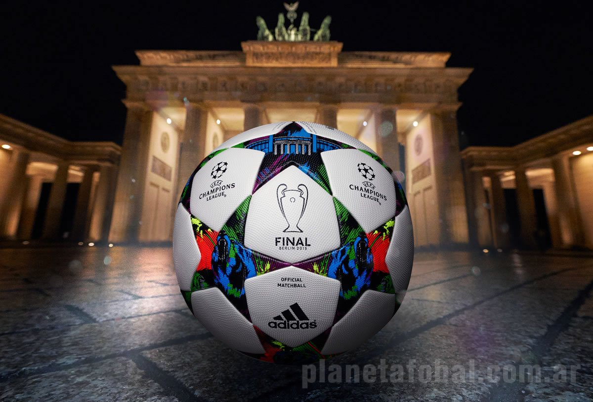 Finale Berlín 2015 | Foto Adidas