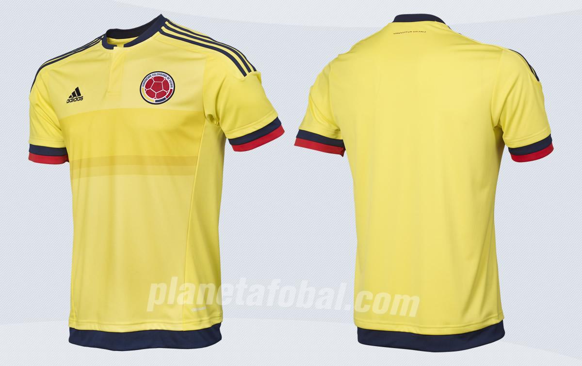 Nueva camiseta de Colombia | Imágenes Adidas