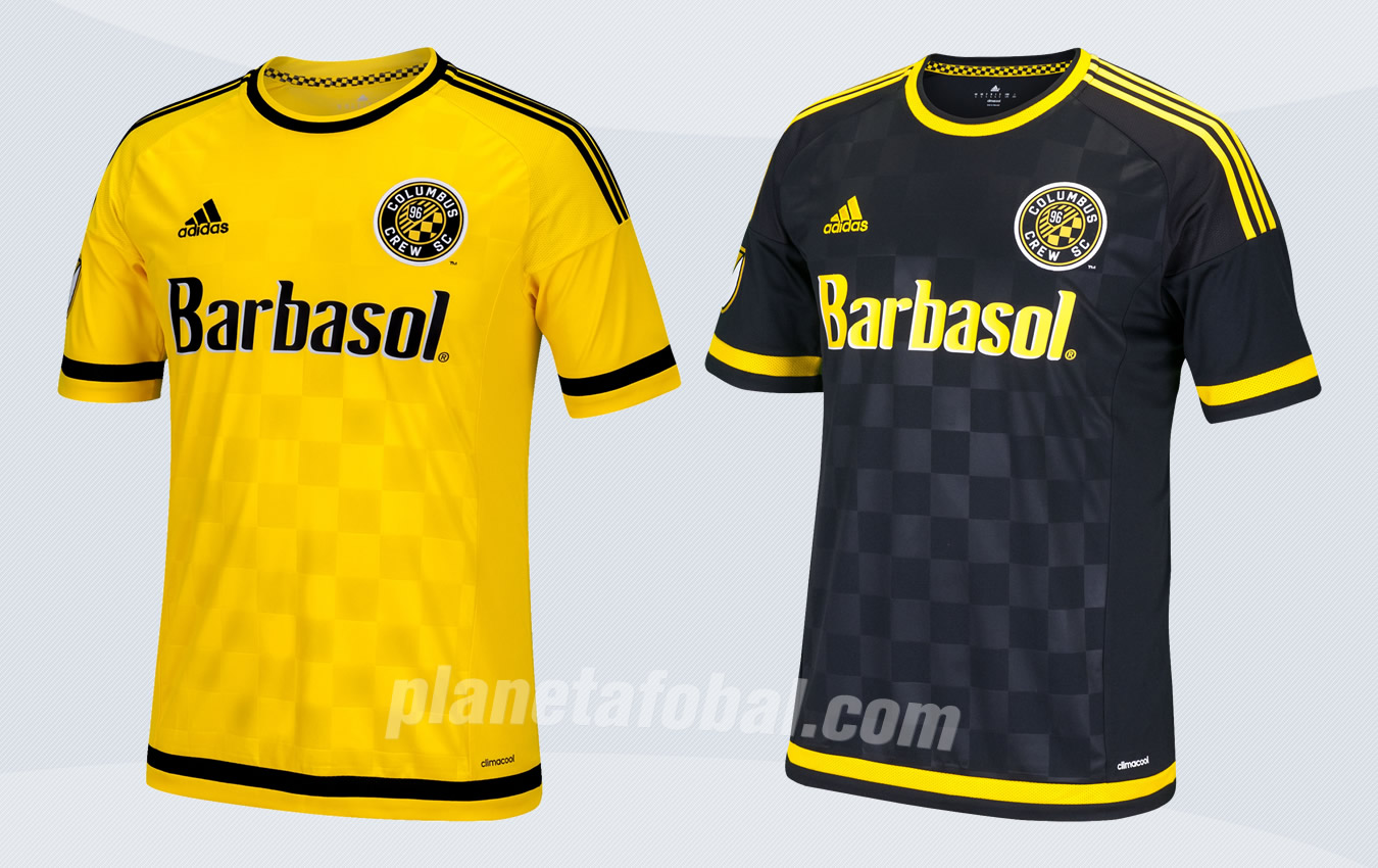 Nuevas camisetas de Columbus | Imágenes Web Oficial