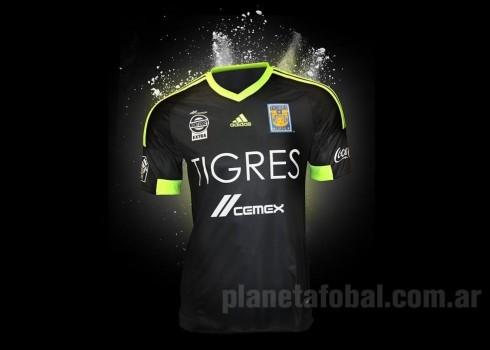 Tercera camiseta de los Tigres de México | Foto Facebook Oficial
