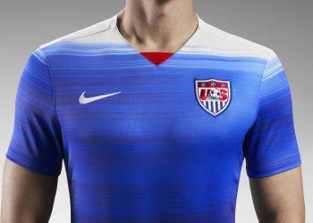 Nueva camiseta alternativa de Estados Unidos | Foto Nike